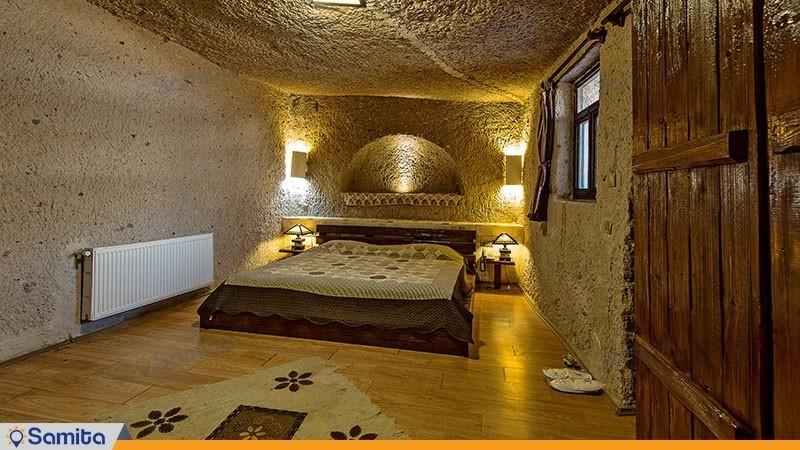 اتاق دوبلکس هتل بین المللی صخره ای  لاله