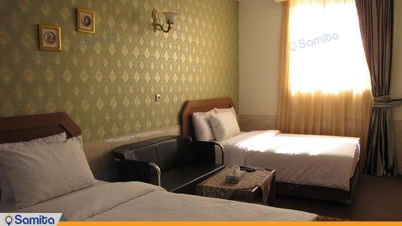 اتاق دو تخته هتل امیر کبیر کرج