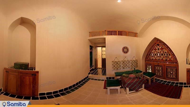 اتاق خلوات سرا هتل سنتی خانه ایرانی