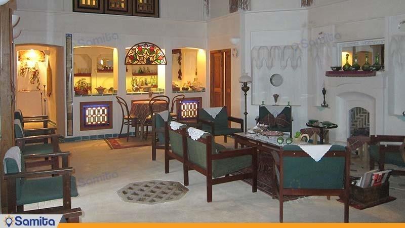 لابی هتل سنتی خانه ایرانی
