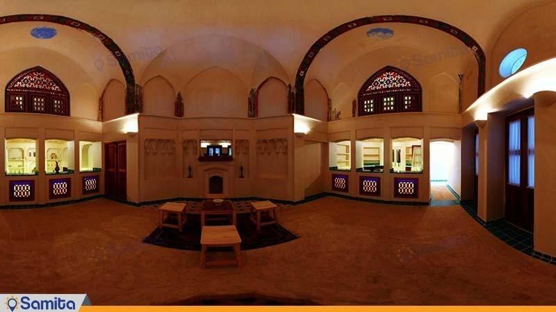 تالار هتل سنتی خانه ایرانی