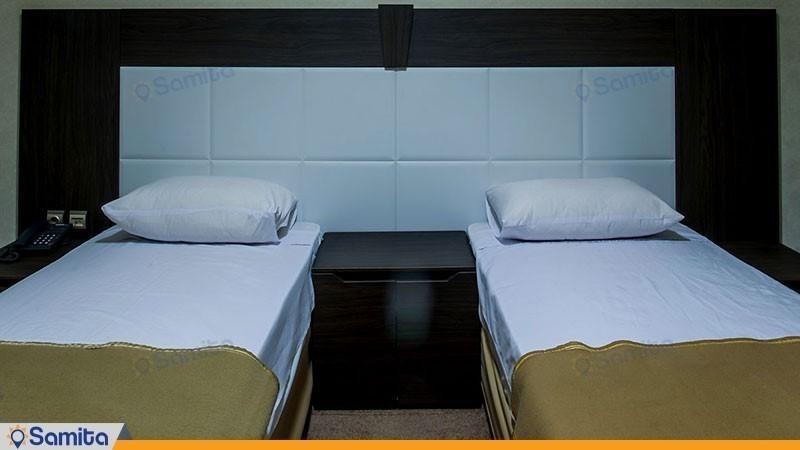 اتاق دو تخته هتل هزار