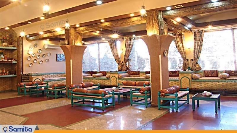 رستوران سنتی هتل جهانگردی کرمان