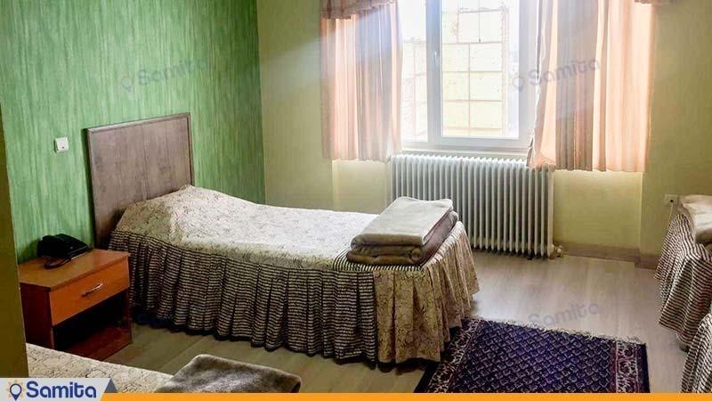 اتاق چهار نفره هتل ثمین