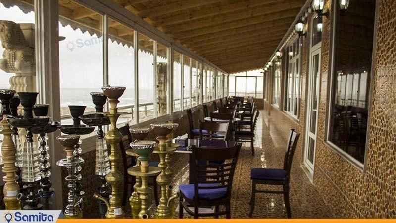 چایخانه سنتی هتل دریا کنار