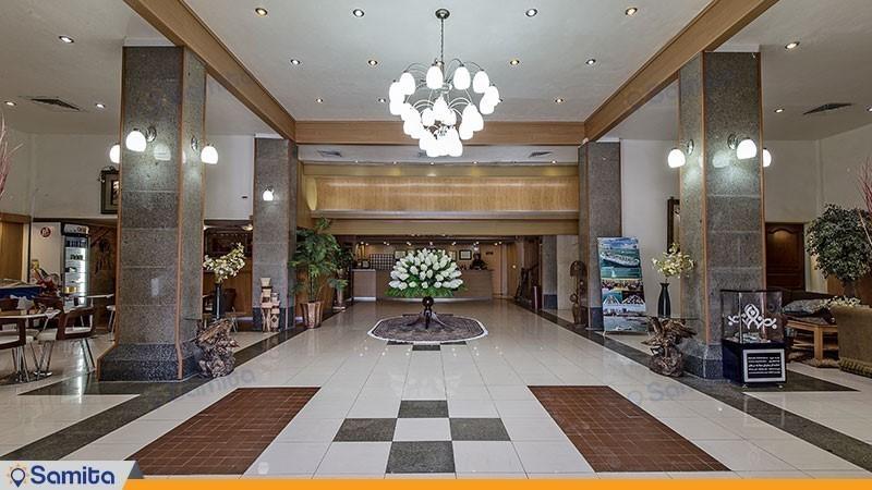 لابی هتل آفتاب شرق