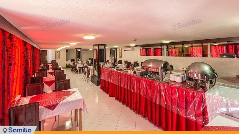 رستوران هتل آفتاب شرق