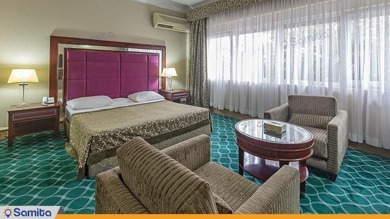 اتاق دبل هتل آنا کیش