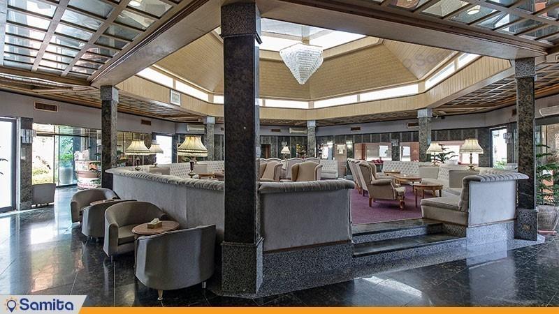 لابی هتل آنا کیش
