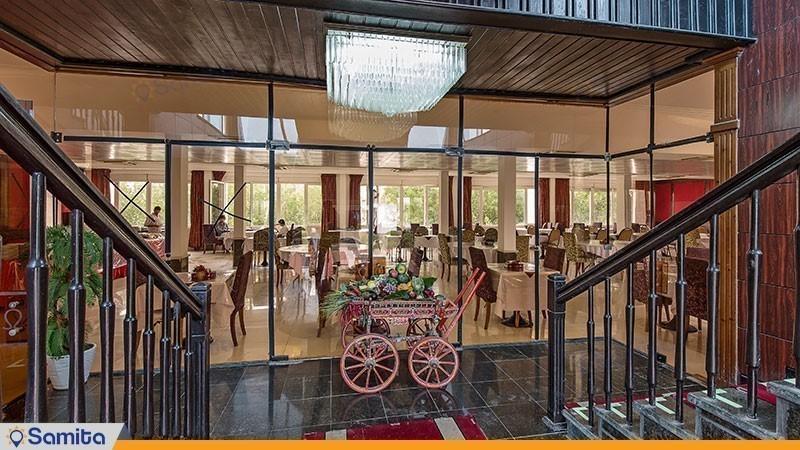رستوران هتل آنا کیش