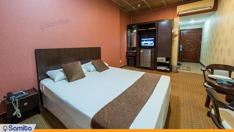 اتاق دو تخته دبل هتل آرامش