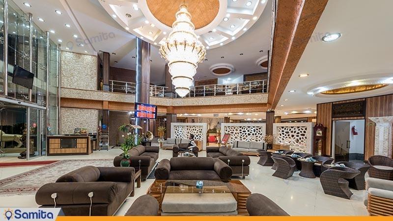 لابی هتل آرامش