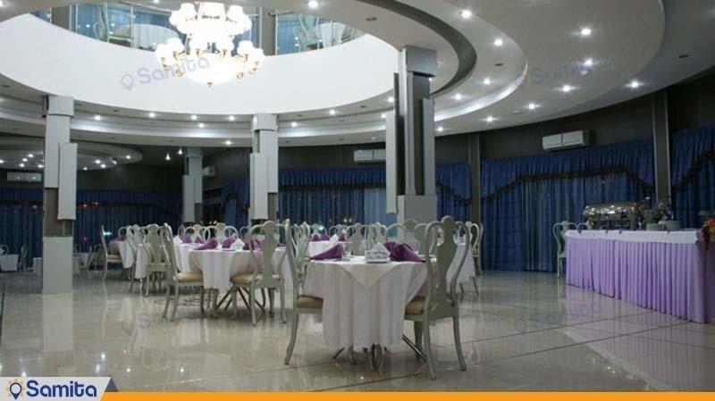 رستوران هتل آرامیس