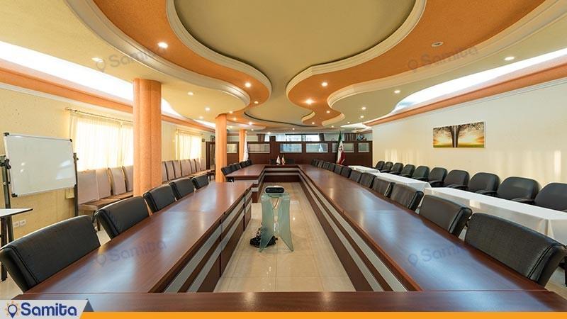 اتاق کنفرانس هتل آریان
