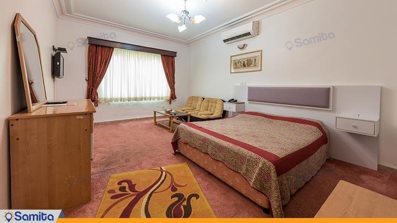 اتاق دو تخته دبل هتل آریان