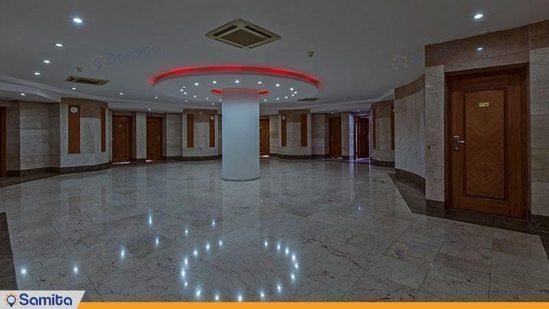 راهرو هتل فلامینگو