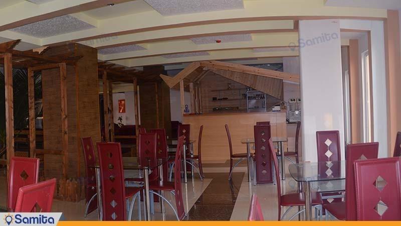 کافی شاپ هتل گاردنیا