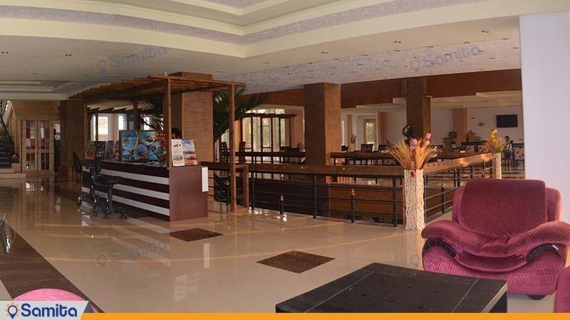 لابی هتل گاردنیا