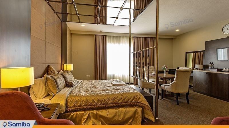 اتاق دبل هتل ایران کیش