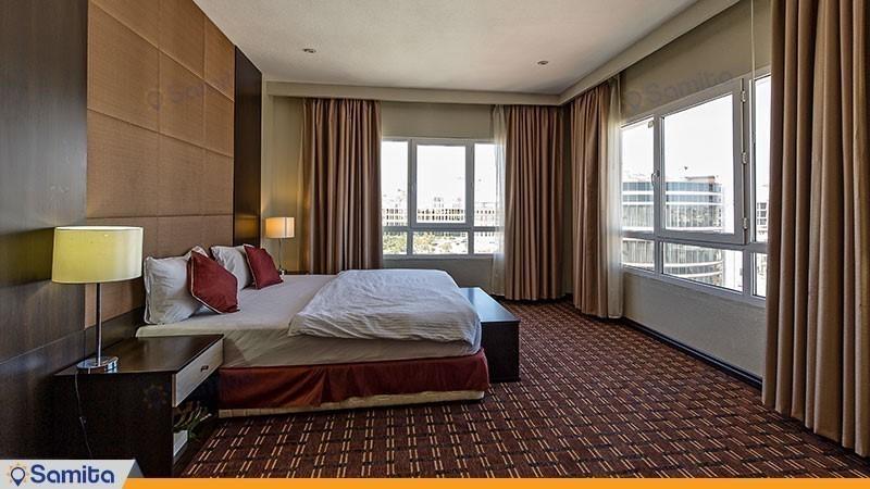 سوئیت چهار تخته هتل ایران کیش