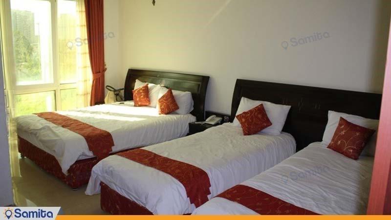 اتاق چهار نفره هتل لوتوس