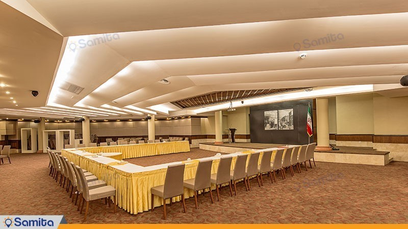سالن کنفرانس هتل مارینا پارک