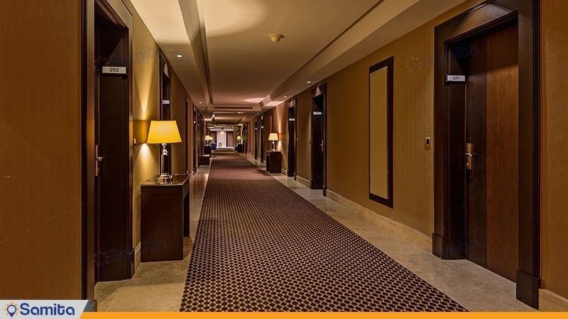 راهرو هتل مارینا پارک