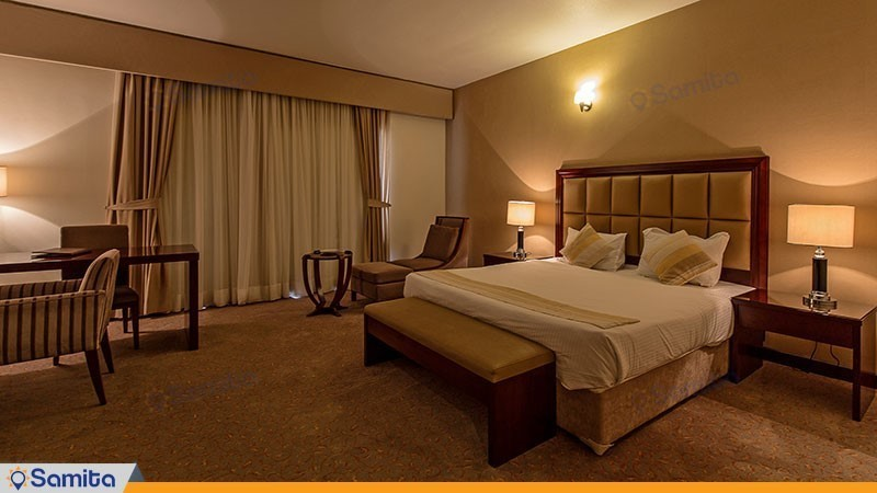 اتاق دبل هتل مارینا پارک