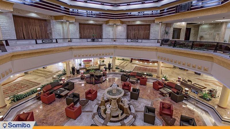 لابی هتل مارینا پارک
