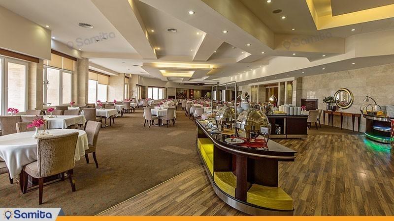 رستوران هتل مارینا پارک