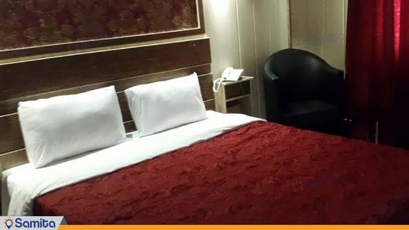 اتاق دبل هتل پانیذ