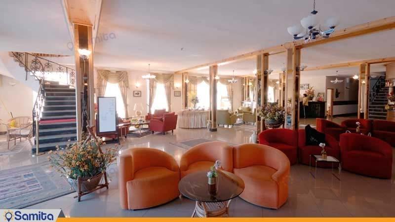 لابی هتل پارس نیک
