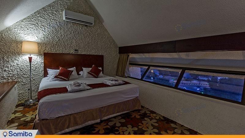 اتاق دوبلکس رو به جزیره هتل شایان