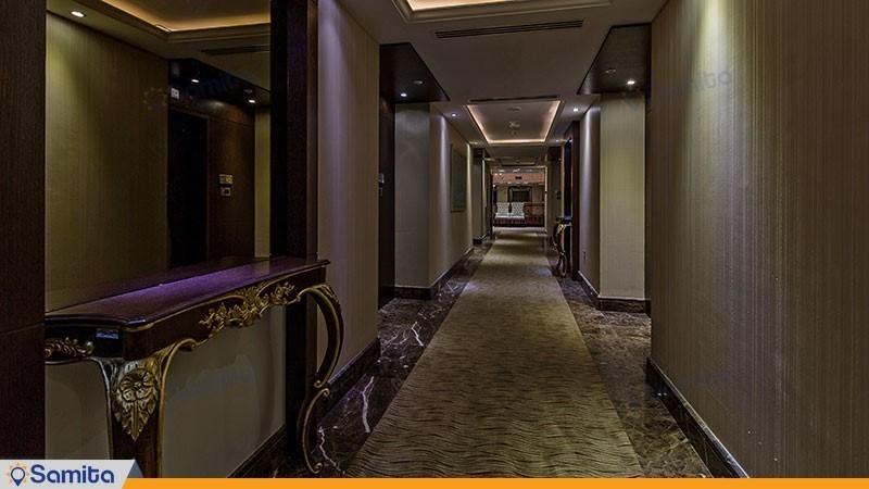 راهرو هتل سورینت مریم
