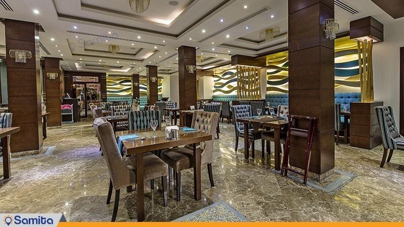 رستوران هتل سورینت مریم