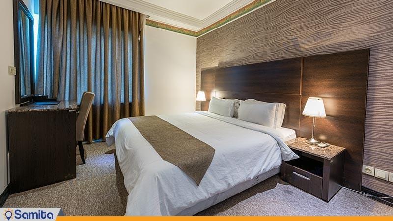 اتاق دو تخته دبل هتل سورینت صدف