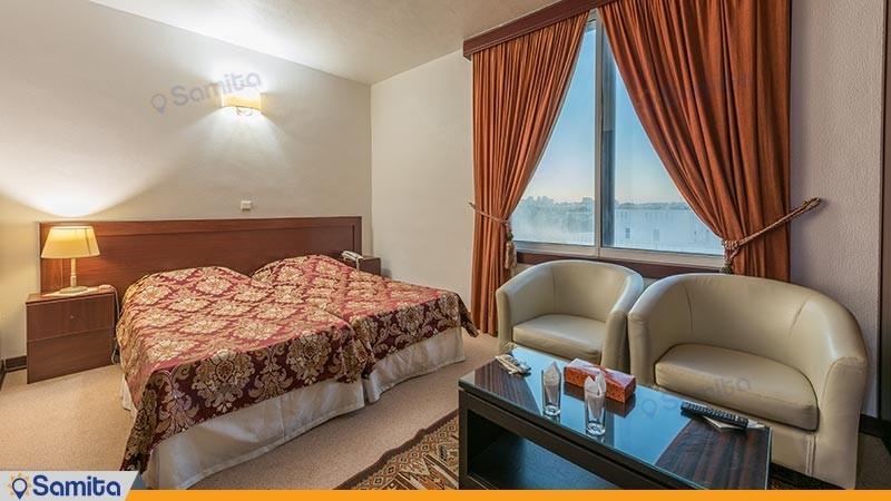 اتاق دو تخته توئین هتل سان رایز