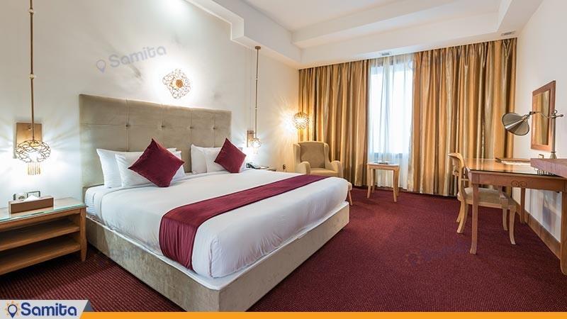 اتاق دو تخته دبل هتل ویدا