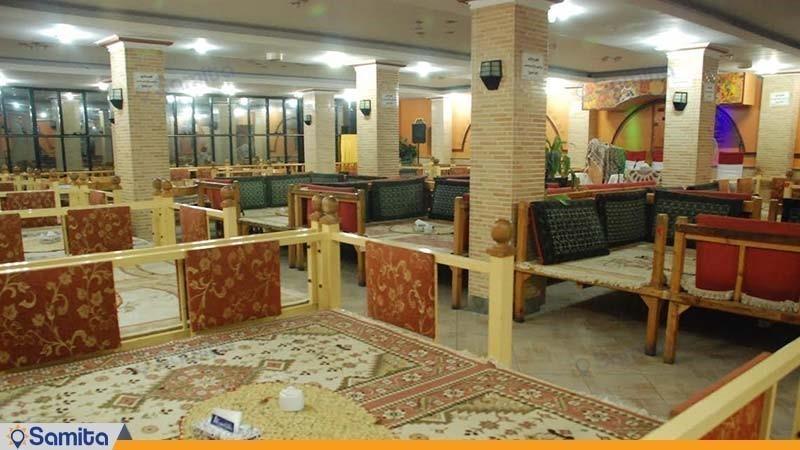 رستوران هتل البرز لاهیجان