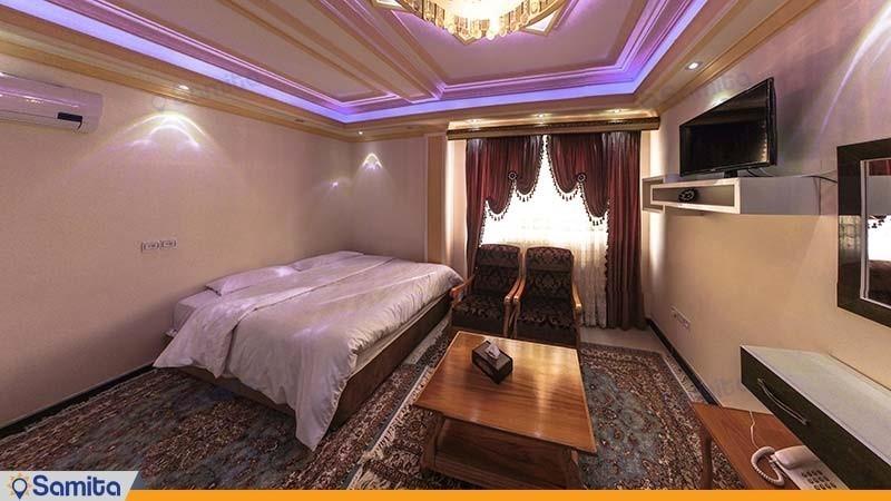 اتاق دبل هتل دهدار