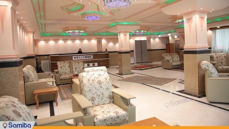 لابی هتل دهدار