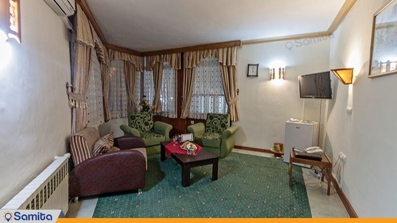 سوئیت دبل هتل جهانگردی لاهیجان