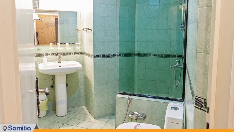 سرویس بهداشتی هتل جهانگردی لاهیجان