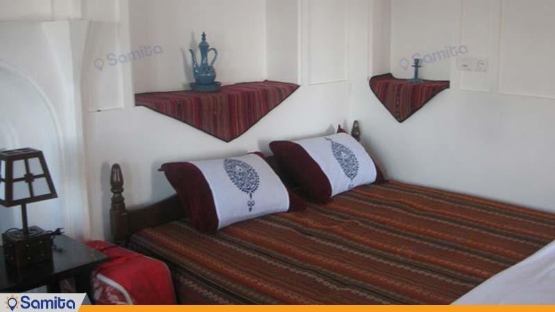 اتاق سه نفره هتل باغ سنتی متولی باشی