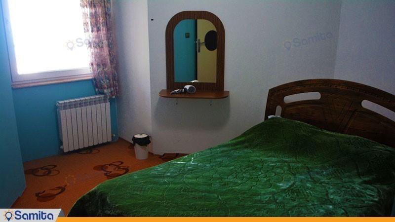 اتاق دبل هتل ماهان محمود آباد