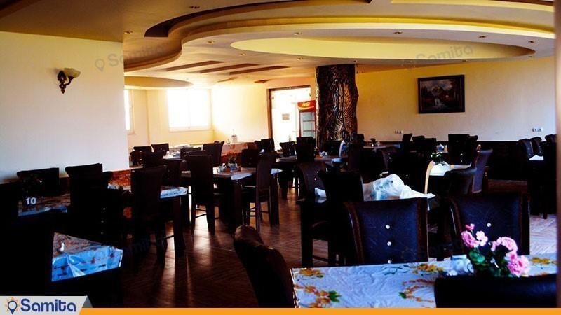 رستوران هتل ماهان محمود آباد