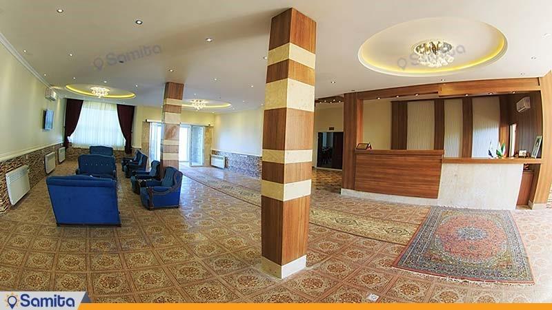 لابی هتل جهانگردی مرند