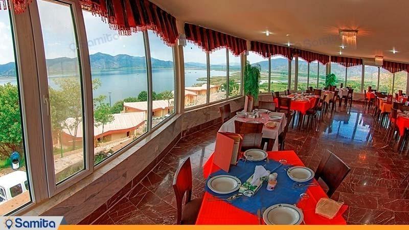 رستوران هتل جهانگردی مریوان