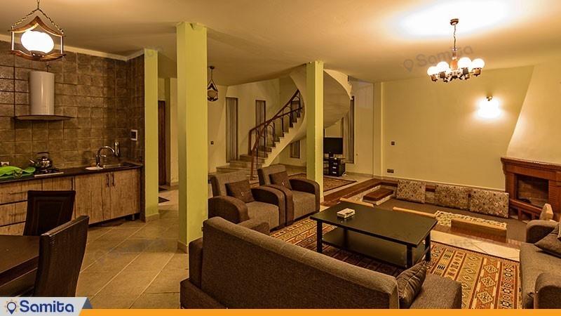 ویلای پانزده نفره هتل ملل شاندرمن