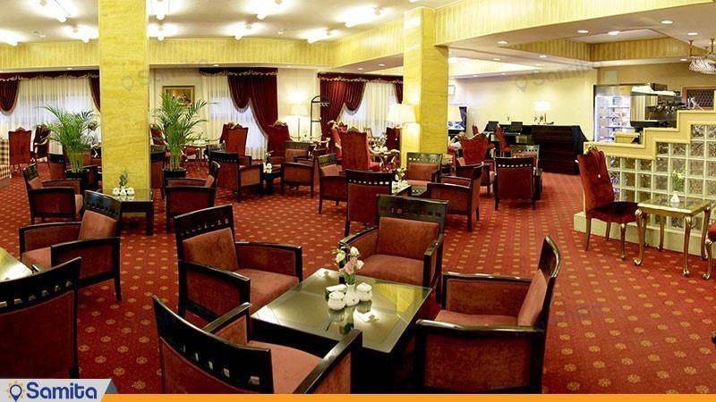 کافی شاپ هتل آبان